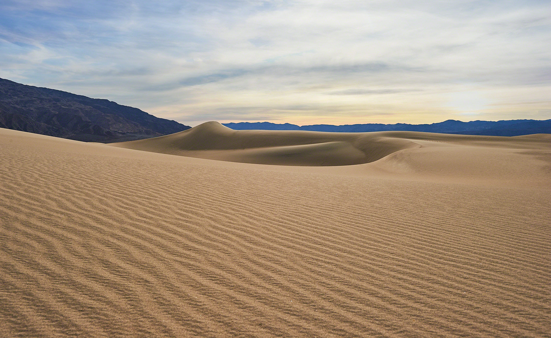 The Death Valley Dunes